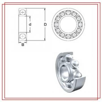 2 mm x 5 mm x 2 mm  ZEN SMR52 ZEN Bearings