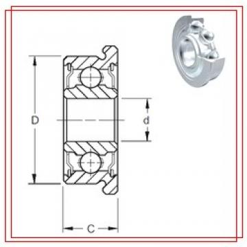 2 mm x 5 mm x 2,5 mm  ZEN SMF52-2Z ZEN Bearings