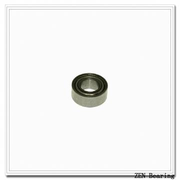 4 mm x 12 mm x 4 mm  ZEN S604 ZEN Bearings